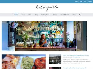 Top Italian Food Blogs - Katie Parla