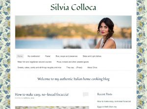 Top Italian Food Blogs - Silvia Colloca