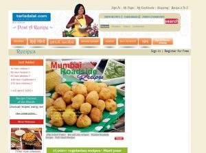 Indian Food Blogs - TarlaDalal