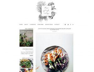 Top Vegan Food Blogs - The First Mess