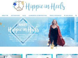 Top Solo Female Travel Blogs - Hippie in Heels