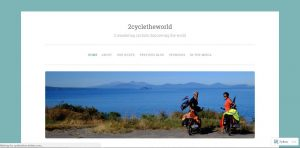 Top Cycle Touring Blogs - 2 Cycle The World