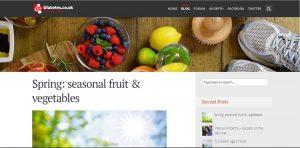 Top Diabetes Blogs - Diabetes Blog