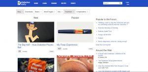 Top Diabetes Blogs - Diabetes Daily
