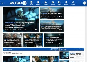 Top Playstation Blogs - Push Square