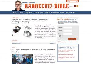 Top BBQ Blogs - BBQ Bible