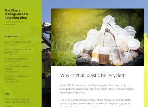 Top Recycling Blogs - Forge Recycling