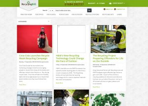 Top Recycling Blogs - Recycling Bins
