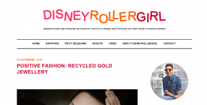 Top Fashion Blogs - DisneyRollerGirl