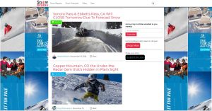 Top Winter Travel Blogs - Snow Brains