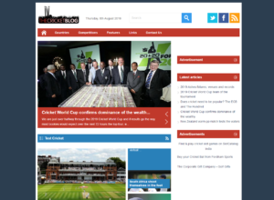 Top Cricket Blogs - The Cricket Blog