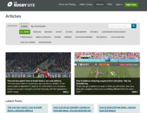 The Rugby Site - Top Rugby Blogs