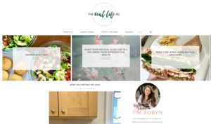 Top Diet Blogs - The Real-life RD
