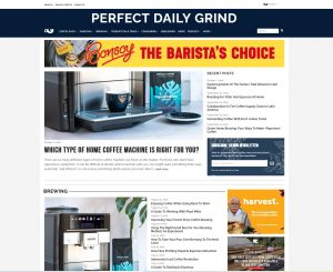 Top Coffee Blogs - Perfect Daily Grind